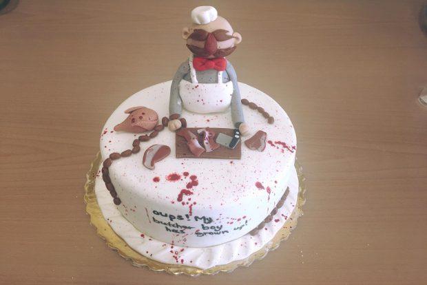 Birthday cake Kreopolis