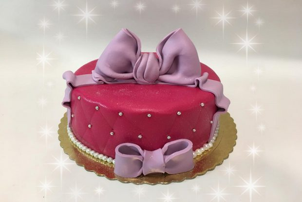 Birthday cake fiogaki