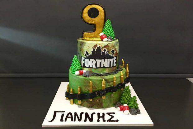Birthday cake fortnite2