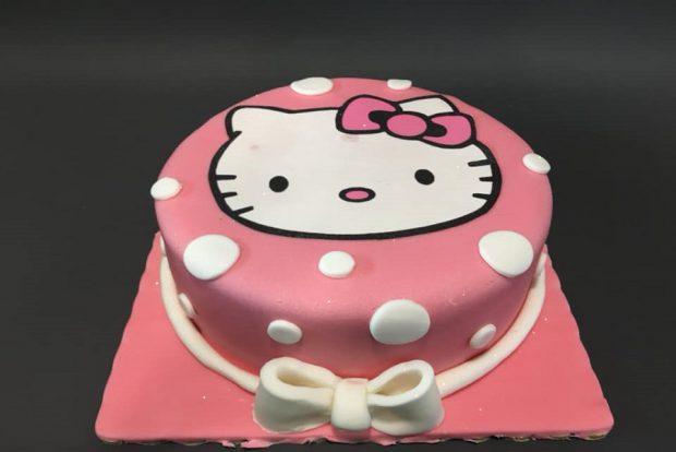 Birthday cake kity