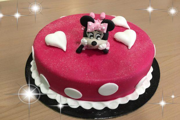 Birthday cake mini