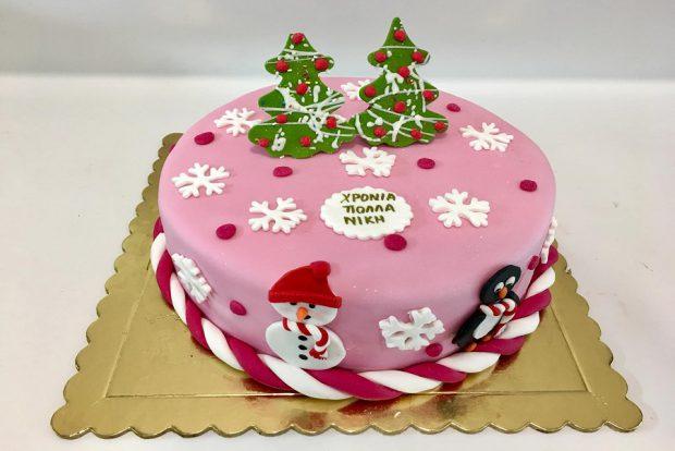 Birthday cake trees