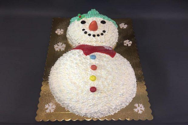 Birthday cake xionanthropos