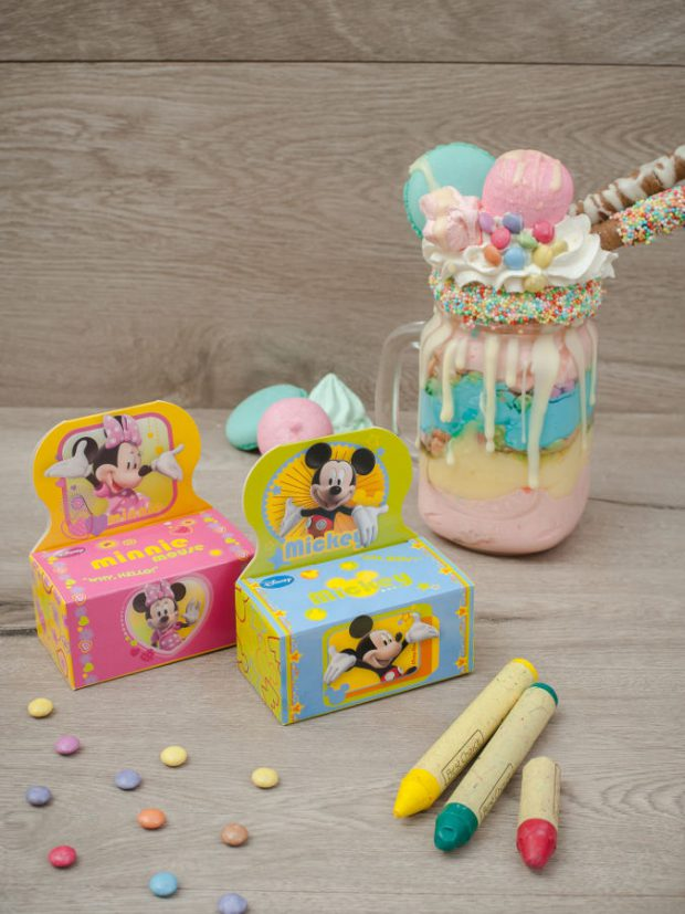 Box long disney