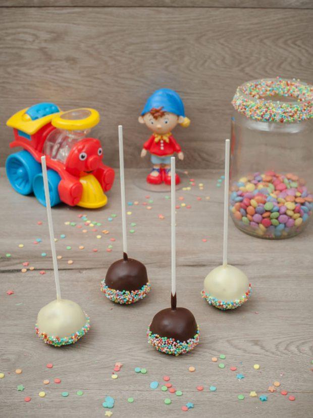 Cake pops cas cas