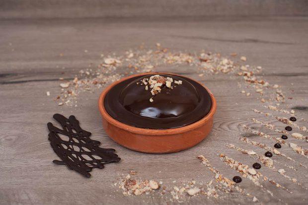 Chocolate pie (Luxury)
