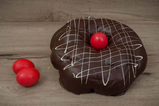 Easter tsoureki chocolate2