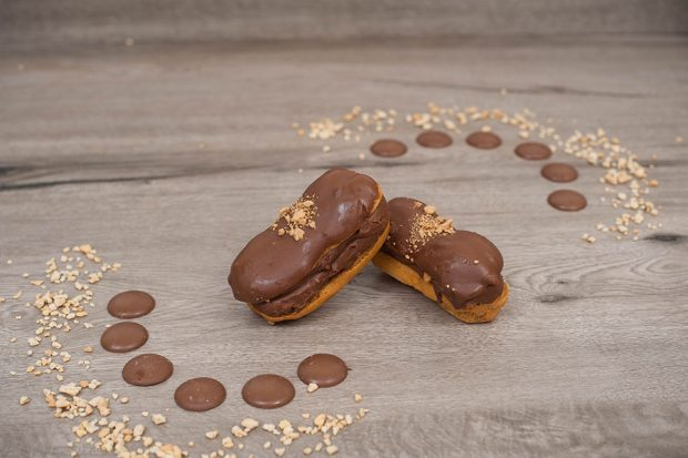 Eclair mini chocolate