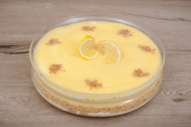 Pyrex lemon pie
