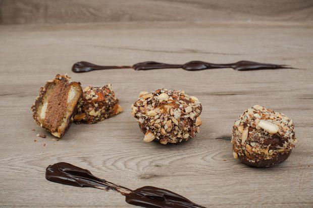 Truffle peanut mini
