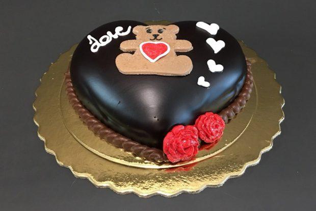 Καρδιά σοκολάτα